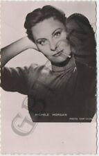CPSM Michèle MORGAN - Simone Roussel