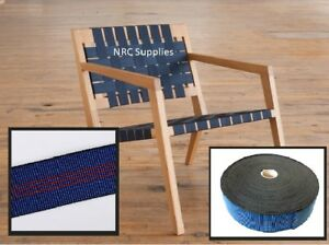 Elasticated Seat Webbing Strap Braces Belt Elastic for Sofa Chairs Upholstery