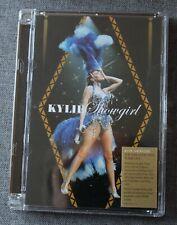 Kylie Minogue, showgirl, DVD