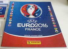 Panini Euro 2016 empty football sticker Album new Mint Condition