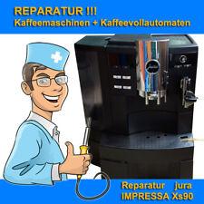 Reparatur Kaffeemaschine jura IMPRESSA Xs90 One Touch