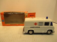 Daiya Battery Operated Emergency Car Ambulance Toy Made In Japan