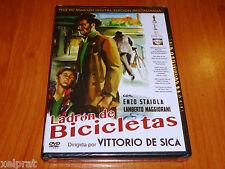 LADRON DE BICICLETAS - Master digital edición restaurada - Precintada