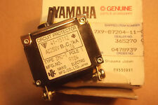 YAMAHA EF600 GENERATOR GENUINE NOS CIRCUIT BREAKER (250v/4.2A) - # 7X9-87204-11