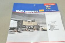 HO scale Walthers track bumpers (12) KIT