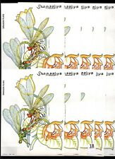 / 10X SOMALIA 2003 - MNH - INSECTS - FLOWER