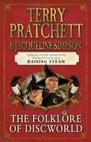 The Folklore of Discworld by Pratchett, Terry Paperback Book The Fast Free