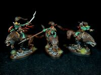 Rippa's Snarlfangs Beastgrave age of sigmar PAINTED ENGLISH version 2
