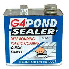 G4 Polyurethane Pond Sealer 2.5KG Black