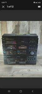 Vintage 1988 Magnavox Stereo Music System (Tested and working)