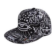 New Fashion Adjustable Men Women Unisex Bboy Snapback Baseball Hat Hip Hop Cap