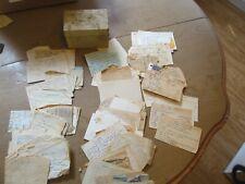 Vintage Recipe Box and Recipes