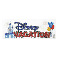 Disney Vacation Title Fireworks Mickey Mouse Disneyworld Jolee's 3D Stickers