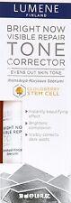 Lumene BRIGHT NOW Visible Repair TONE CORRECTOR 1oz Cloudberry Stem Cell