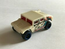 40-NUOVO IN SCATOLA ORIGINALE MATCHBOX 2019 /'02 HUMMER h2 SUV Concept-Construction