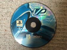 Vanishing POINT-Sony Playstation ps1 DISK SOLO REGNO UNITO PAL