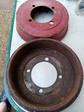 Reliant Robin Drum Brake covers used but good