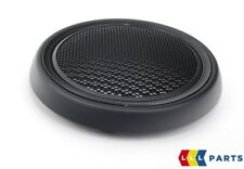 MINI NEW COUPE R56 R55 R57 INTERIOR COVER FOR BASS LOUDSPEAKER BLACK CHROME