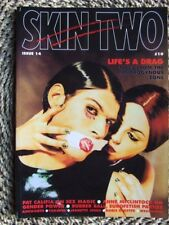 """Skin Two No 14"".  Fetish Fashion, Fun & Games. Latex, Leather etc. Mint copy."