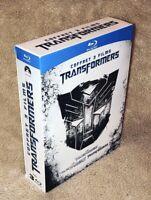 Transformers Trilogie 1 2 3 - Coffret Bluray Blu-Ray FR