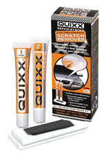 QUIXX SCRATCH AND SCUFF PAINTED SURFACE REMOVER KIT
