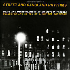 V/A - Street And Gangland Rhythms: Beats And Improvisations By... LP REISSUE NEW