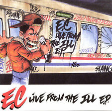 E.C Illa- E.C. Live From The Ill E.P. Rare Chicago G-Funk Rap