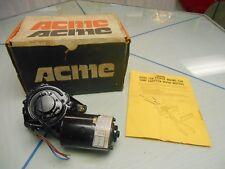 1975 Fury and Coronet 3 Sd. Wiper Motor PN# 3799024 NOS MOPAR W/orig Box