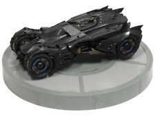 NEW COLLECTOR'S EDITION BATMOBILE BATMAN ARKHAM KNIGHT ACTION FIGURE CAR STAND