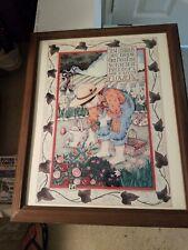 New listing Mary engelbreit framed print