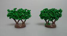 LEGO® Vintage 2x Grünzeug Kleiner Busch Granulat small bush old 1:87 H0 60er 10