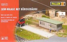 Faller 130172 H0 - LKW- Waage mit Bürogebäude NEU & OvP