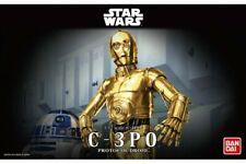 Star Wars Plastic Model Kit 1/12 C-3PO Bandai Japan NEW ***