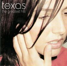 Texas CD The Greatest Hits - England