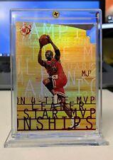 1997-98 Upper Deck UD3 Michael Jordan MJ3-3 Die-Cut Bulls *Rare*