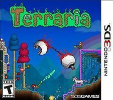 TERRARIA  (3DS, 2016) (8553)  SHIPS NEXT DAY       FREE SHIPPING USA