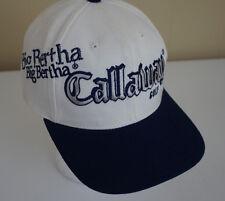 Vintage Sports Specialties Callaway Golf Big Bertha Wool Blend Golf Hat Cap
