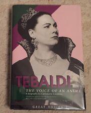 Great Voices: Tebaldi : The Voice of an Angel Vol. 2 by Carlamaria Casanova 1 CD