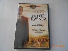 Hotel Rwanda (Dvd) Vg Ntsc Don Cheadle Mgm Pg 13