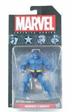 "MARVEL INFINITE SERIES Marvel's BEAST blue variant 3.75"" action figure toy - NEW"