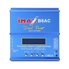 Imax B6AC 80W 15V Lipo Nimh Batterie Balance Chargeur Déchargeur pour Nicd Lipo