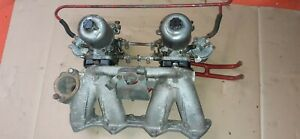Triumph Dolomite Sprint Inlet Manifold, HS6 SU 1.75 Carburetors and linkages