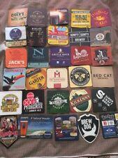Beer Mats 30 Britsh and European  Beers And Breweries