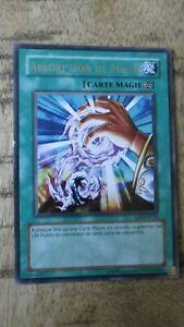 Carte Yu-Gi-OH-Absorption de magie-DR3-FR159