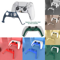 For PS5 Gamepad Controller Middle Decorative Faceplate Front Housing Shell DIY