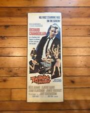 Vintage Twilight Of Honor 14X36 Movie Poster 1963 Richard Chamberlain
