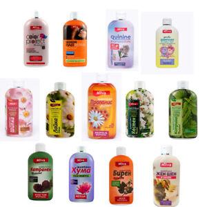 Milva NATURAL SHAMPOO Anti Dandruff, Hair Loss, Nettle, Pine Tar, Camomilе 200ml