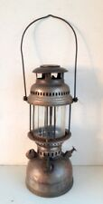 Vintage Old Original Petromax no. 826 Brass Kerosene Oil Lamp Made In Germany