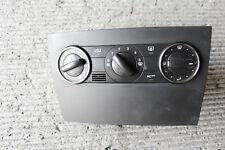 Mercedes A Klasse W169 Klima Heizung Bedienteil A169764...