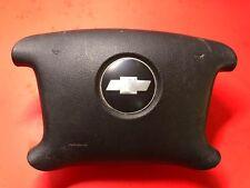 2006-2013 CHEVY IMPALA DRIVER AIR BAG BLACK USED OEM!